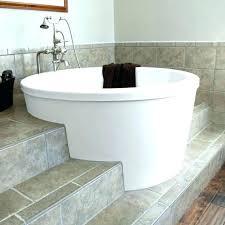 deep soaking bathtubs for small bathrooms tub two peaceful bath uk present 1