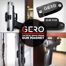 Magnetic Beds Tactical Quick Draw Gun Magnet Concealed Rifle Shotgun Magnetic
