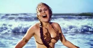carrie fisher star wars beach. Simple Fisher Carrie Fisher Throughout Star Wars Beach