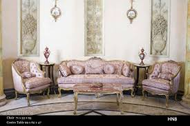 Italian Style Living Room Furniture Antique Taste Luxury Seating Antique Furniture Reproductions