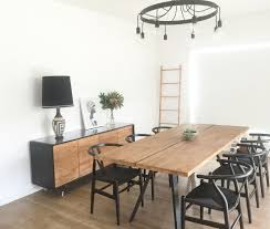 buffet for dining room elegant dining room inspo with wishbone chairs teak table and buffet