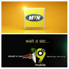 Image result for MTN  and 9mobile
