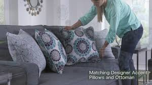Woodhaven Living Room Furniture The Woodhaven Carmela Living Room Collection Youtube