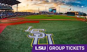 LSU Baseball Group Tickets - LSUsports.net The Official Web Site of Tigers Athletics