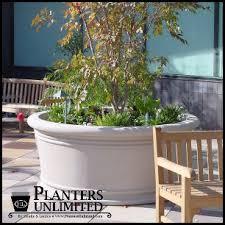 Fiberglass Planters Click to enlarge