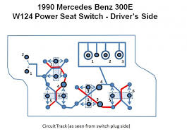 w124 mercedes 300e 2 6 power seat switch repair page 5 attached thumbnails