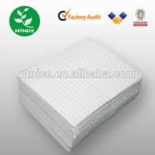 absorbent sheet industrial oil spill absorbent sheet pad mat buy oil spill