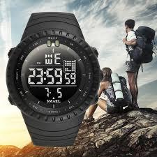 <b>Smael Men</b> Sports Watch Multi-function Waterproof LED Digital ...