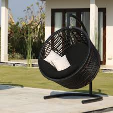 hanging chair hang out this summer in the seasons hottest swing chairs bedroom inspired pod