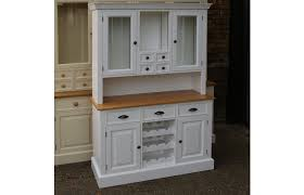 built in wine cabinet. Delighful Cabinet Mottisfont Painted Pine Provence Dresser With Built In Wine Rack On Cabinet A
