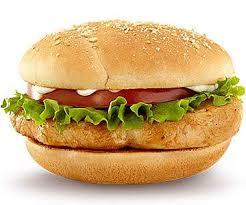 mcdonalds grilled en sandwich nutrition