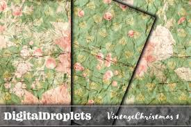 Any other artwork or logos are property and trademarks of their respective owners. Vintage Christmas V1 Freebies Graphic By Digitaldroplets Creative Fabrica