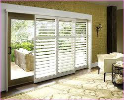 best window treatment for sliding patio doors glass door small within coverings decorating curtain ideas in