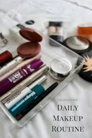 a mix of and high end favorites in my everyday makeup routine the