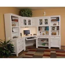 image corner computer. North American Wood Furniture Corner Computer Desk Image E
