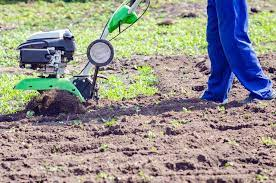 the best rototillers for your garden
