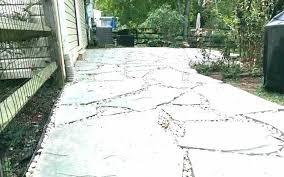 flagstone patio cost d installation estimate costs installed toronto