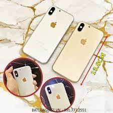 𝘽𝙖̣̂𝙩 𝙇𝙪̛̉𝙖 Điện Thoại Iphone X Độc Lạ Có Đèn Pin | Nông Trại Vui Vẻ  - Shop