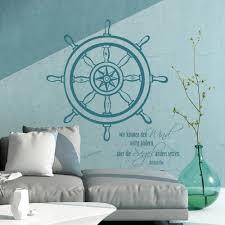 Wandtattoo Fisch Wal Pirat Mit Wellen Badezimmer M2028 Dekoration