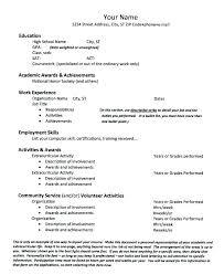 Nursing Resume Samples For New Graduates Nursing Resume Samples For ...