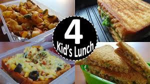 Light Tiffin Recipe 4 Indian Lunch Ideas Kids Lunch Box Recipes Kids Tiffin