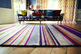 hql 8010 rug from harlequin by surya stripes blue couch