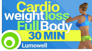 30 minute cardio and strength circuit weight loss full body workout