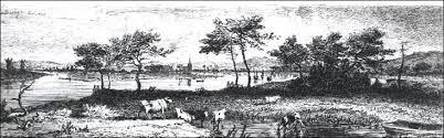 """Résultat de recherche d'images pour """"Tableau pittoresque et agricole des landes du bassin d'Arcachon » - André de Bonneval (1839)"""""""