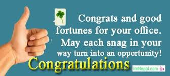 Congratulation For New Business Congratulation Message New Business Opening Archives