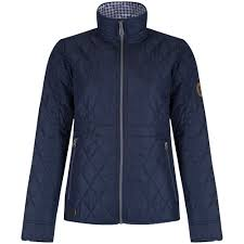 Regatta Ladies Cosmia Quilted Jacket Navy - Ladies from Great ... & Ladies Cosmia Quilted Jacket Navy Adamdwight.com