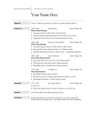 sample resume cipanewsletter cover letter resume templates resume templates