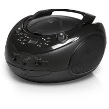 Small Cd Player For Bedroom Onn Portable Cd Boombox With Am Fm Radio Walmartcom