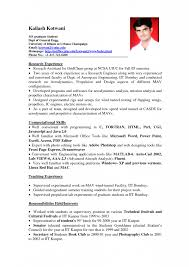 Sample High School Student Resume With No Workxperiencexamples Of ...