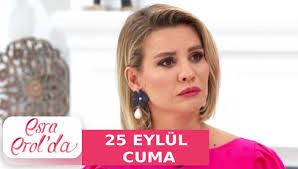 Esra Erol canlı izle ATV Haberleri - Diriliş Postası