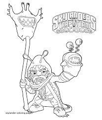 Coloring Skylanders M3103 Giant Coloring Pages Giants Color Pages