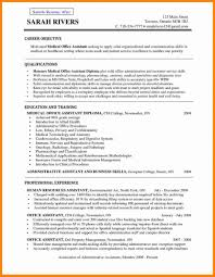 Resume Objective Administrative Assistant Examples For Study Best