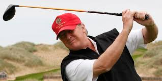 the most common hobbies of the richest people in the world donald trump golfing