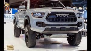 2016-2017 Toyota Tacoma TRD Pro NEw ~ Price, Release date, Specs ...