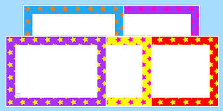 blank certificates star pattern editable blank certificates certificate award
