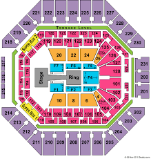 San Antonio Rodeo Tickets Seating Chart At T Center Seating Chart