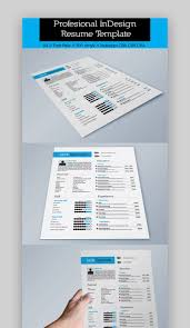 013 Template Ideas Indesign Resume Free Incredible Download Adobe