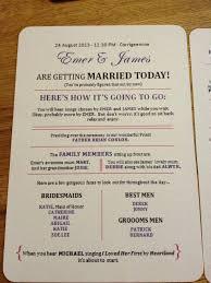 Wedding Booklet Template Catholic Wedding Program Template Tangerine Orange Scroll