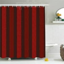 bold fl shower curtains threshold stripe big maroon curtain baroque nature theme vertical lines decorating amazing