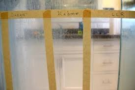 hard water stains on glass picture remove hard water stains off glass shower doors