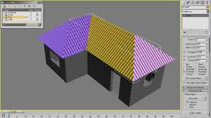 Batzal Roof Designer For Max 2015 Free Download 3d Roof Script Tutorial To Create Roofs With 3ds Max Cg Blog