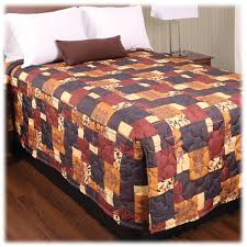 Trevira Quilted Polyester Fitted Style Hotel Bedspreads   Verona & TREVIRA QUILTED POLYESTER BEDSPREAD FITTED STYLE VERONA Adamdwight.com