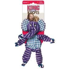 <b>Kong Floppy Knots игрушка</b> для собак Слон (канаты внутри) 36 х ...