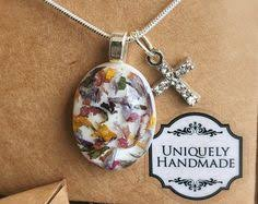 jewelry made from funeral flowers how awesome ninabubblygum