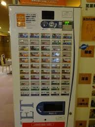 Vending Machine Restaurant New Vending Machine For Meal Tickets At The Restaurant Picture Of