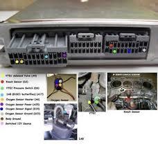 honda acura swap gsr obd1 p72 b18c dohc vtec wire wiring sub harness Engine Wiring Harness at Gsr Wiring Harness For Sale